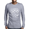 Celtic graphic Mens Long Sleeve T-Shirt