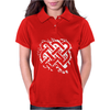 Celtic graphic Womens Polo