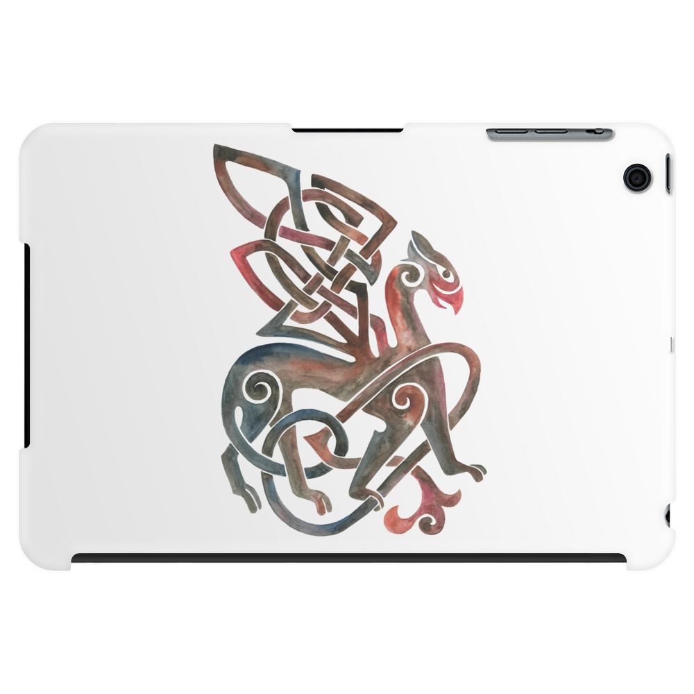 Celtic Gryphon Tablet (horizontal)