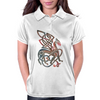 Celtic Gryphon Womens Polo