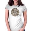 CELTIC SYMBOL Womens Fitted T-Shirt