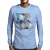 Celtic unicorn Mens Long Sleeve T-Shirt