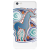 Celtic unicorn Phone Case