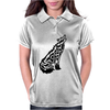 Celtic Wolf Womens Polo