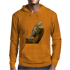 central bearded dragon Mens Hoodie