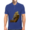central bearded dragon Mens Polo
