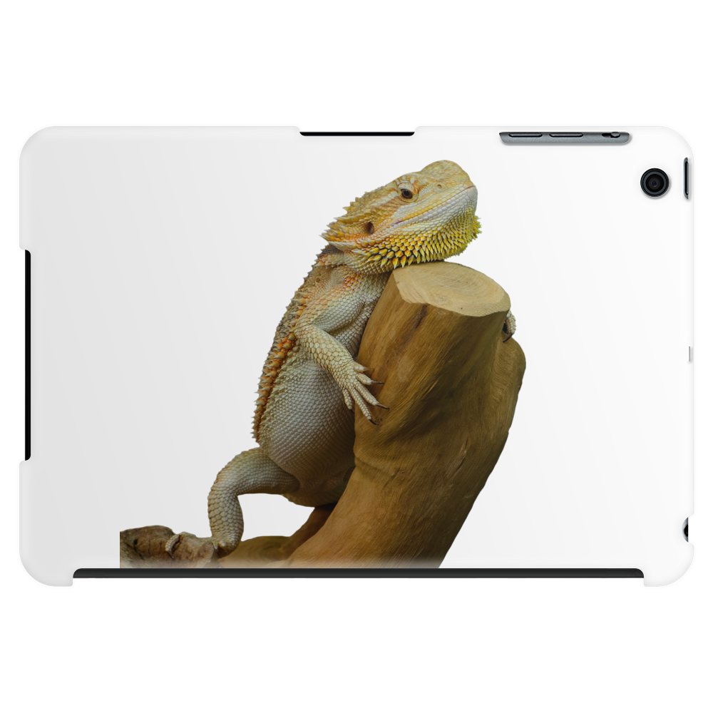 central bearded dragon Tablet (horizontal)