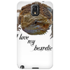 central pagona bearded dragon Phone Case