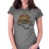 central pagona bearded dragon Womens Fitted T-Shirt