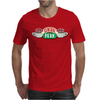 Central Perk Cafe Logo Mens T-Shirt