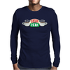 Central Perk Mens Long Sleeve T-Shirt