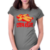 CEREAL-KILLER Womens Fitted T-Shirt