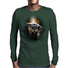 CEREBUS Mens Long Sleeve T-Shirt