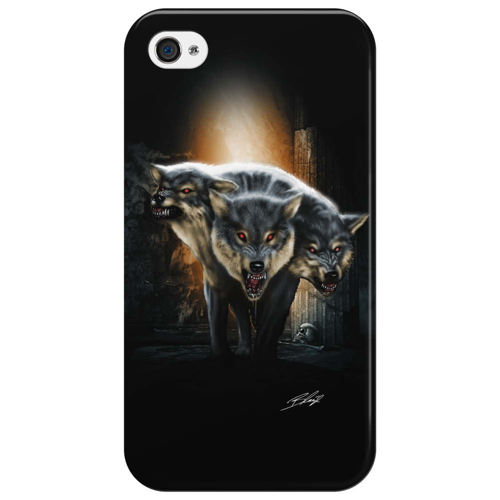 CEREBUS Phone Case