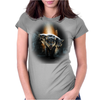 CEREBUS Womens Fitted T-Shirt