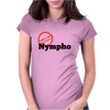 Certified Nympho Womens Fitted T-Shirt
