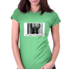 Chained By Capitalism Womens Fitted T-Shirt