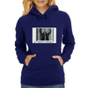 Chained By Capitalism Womens Hoodie
