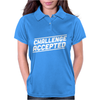 Challenge Accepted Womens Polo