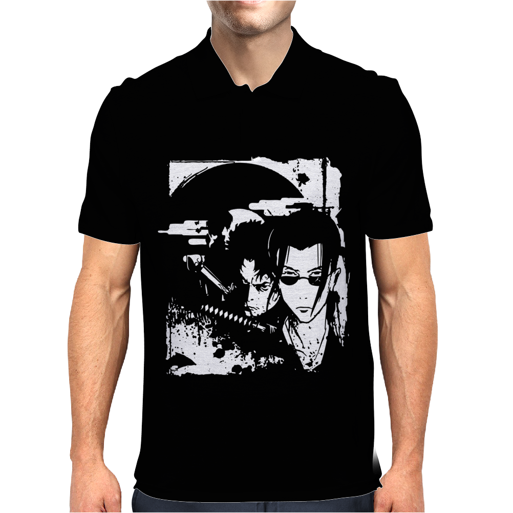 Champloo Grunge Mens Polo