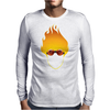 Chandra Nalaar Mens Long Sleeve T-Shirt