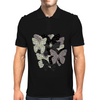 Chaos Butterflies Mens Polo