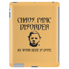 CHAOS, PANIC DISORDER Tablet (vertical)
