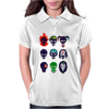 characters Womens Polo