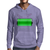 Charged and ready! Mens Hoodie