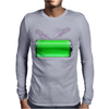 Charged and ready! Mens Long Sleeve T-Shirt