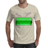 Charged and ready! Mens T-Shirt