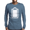 Charged Mens Long Sleeve T-Shirt