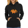 Charizard Evolutions Womens Hoodie