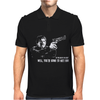 Charles Bronson Death Wish Mens Polo