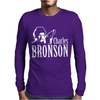 Charles Bronson. Mens Long Sleeve T-Shirt