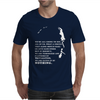 Charles Bukowski Quote Mens T-Shirt