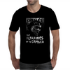 Charles Bukowski The Pleasures Of The Damned Mens T-Shirt