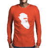 Charles Darwin Mens Long Sleeve T-Shirt