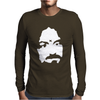 Charles Manson Retro Mens Long Sleeve T-Shirt