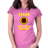Charles Xavier Institute Womens Fitted T-Shirt