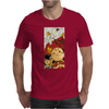 Charlie Brown Snoopy Mens T-Shirt