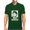 CHARLIE SHEEN - WINNING - OFFICIAL Mens Polo