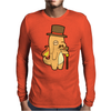 Charmander gentlemon Mens Long Sleeve T-Shirt
