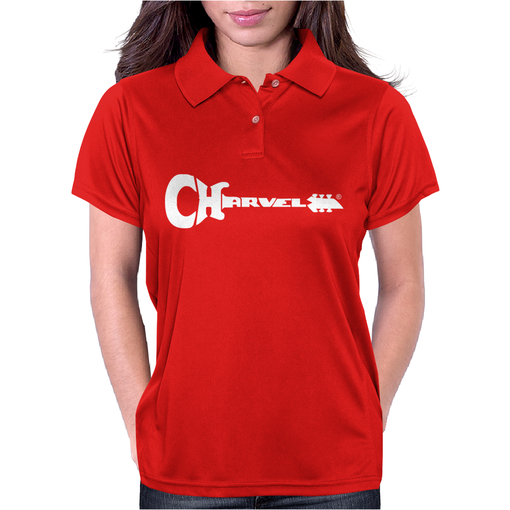 CHARVEL GUITARS new Womens Polo