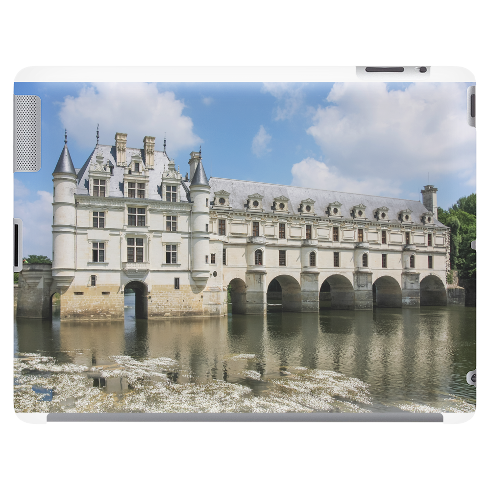 Château de Chenonceau Loire Valley in France Tablet