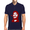 Che Guevara Cigar On Mens Polo