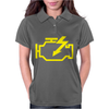 Check Engine Light Womens Polo