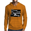 Checkmate Game Over Mens Hoodie