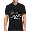 Checkmate Game Over Mens Polo
