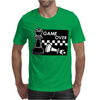 Checkmate Game Over Mens T-Shirt